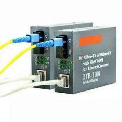 Media converter FO FIBER OPTIC TO LAN UTP 10/100 HTB-3100 NETLINK